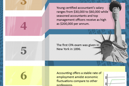 10 Amazing Fun Facts and Trends About Accounting Profession Infographic