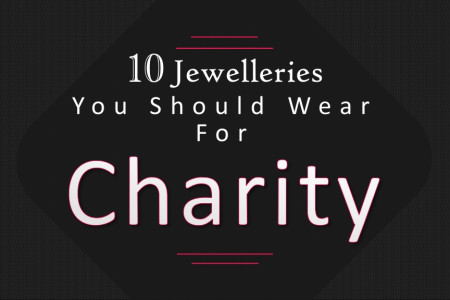 10 Branded Jewelleries You Should Wear For Charity Cause Infographic