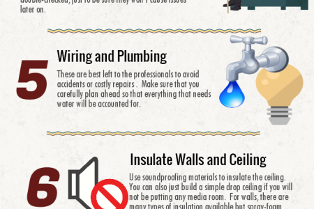 10 guides to basement remodeling Infographic
