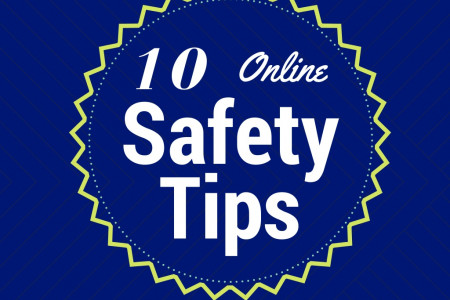 10 Online Safety Tips for Parents Infographic