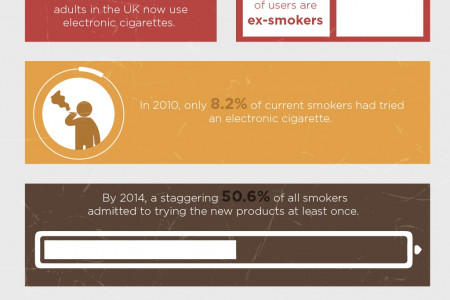 10 STATS-You Didn't Know about Ecigs Infographic