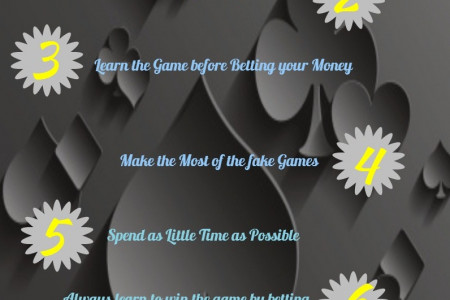 10 Strategic Tips to Improve Your Gambling Experience Infographic