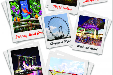 10 Things to do In Singapore  Infographic