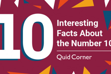 10 Things You Didn't Know About the Number 10 Infographic