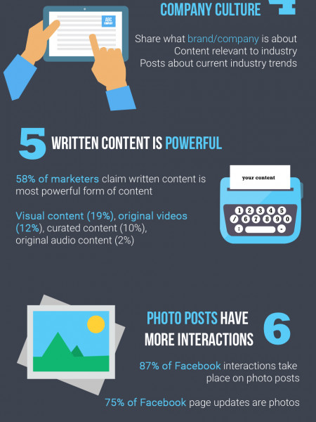 10 Things You Might Not Know About Social Media Infographic