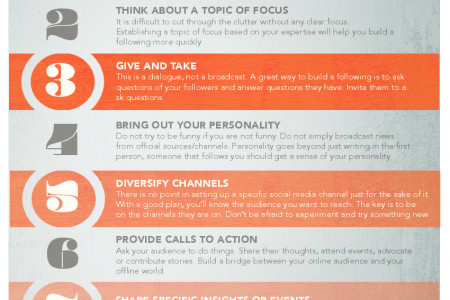 10 Tips for Governments and Embassies Using Social Media Infographic
