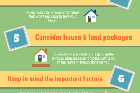 10 Tips of Homeownership Infographic