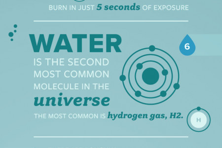 10 Water Facts That Will Astonish! Infographic
