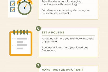 10 WAYS TO PREVENT BURNOUT WHEN CARING FOR A LOVED ONE WITH ALZHEIMER'S  Infographic