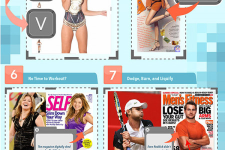 10 Worst Photoshop Fails Infographic