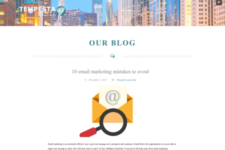10 email marketing mistakes to avoid Infographic