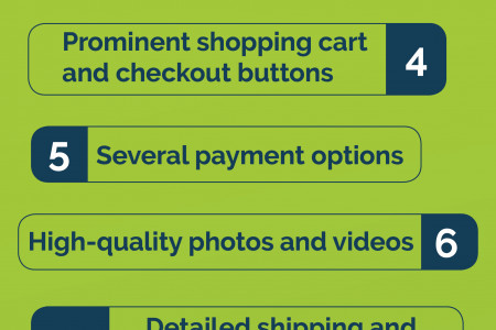 11 Essential Things Your E-Commerce Site Should Have Infographic