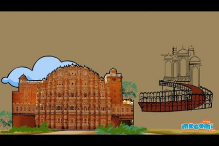11 Interesting Facts about Hawa Mahal Jaipur  Infographic