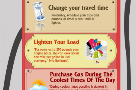 11 Useful Tips for Fuel Efficiency of your Vehicals (infographic) Infographic