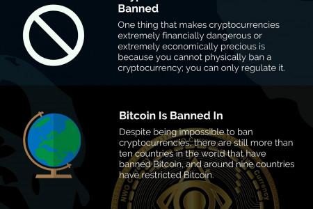 """15 Facts About Cryptocurrency Such As """"Illuminati Coin"""" That You Should Know Infographic"""