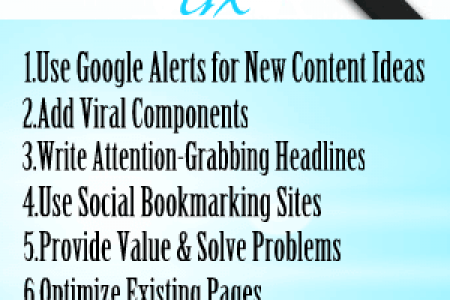 15 Proven Strategies to Increase your Site Traffic Now Infographic