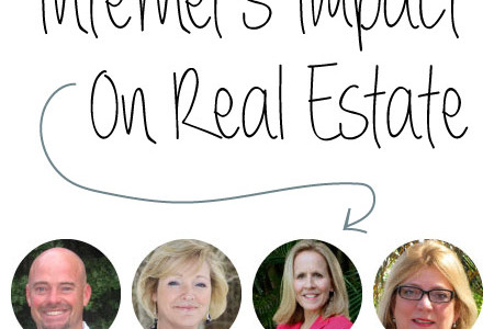 18 Real Estate Professionals Discuss The Internet's Influence on the Real Estate Industry Infographic