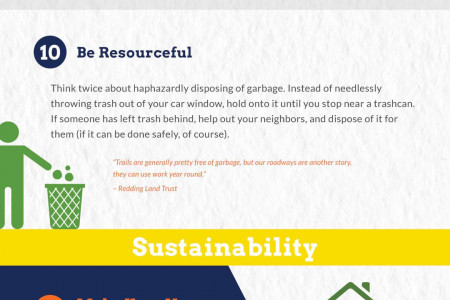 18 Ways to Make Every Day Earth Day Infographic