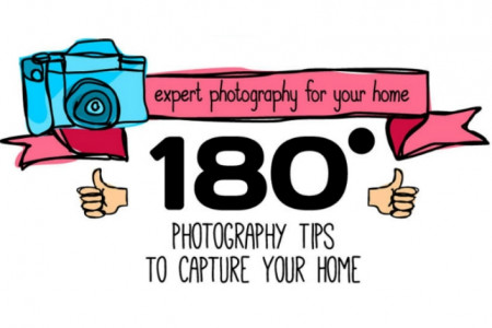 180 Photography Tips Infographic