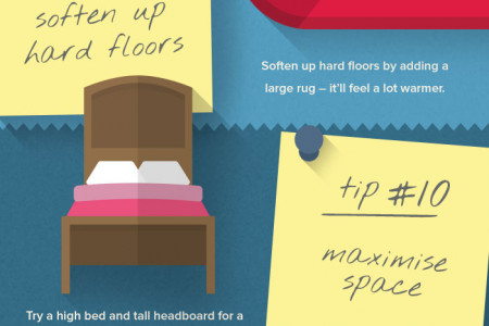 20 Interior Design Tips from the Professionals Infographic
