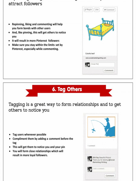 20 Ways to Get More Pinterest Followers: Part 1 Infographic
