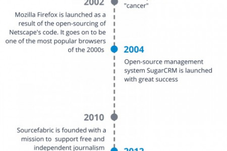 20 Years of Open Source Infographic