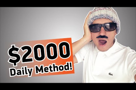 $2000 in 5 Minutes - My Binary Options strategy - Binary Options Infographic