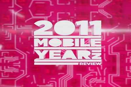 2011 Mobile Year In Review Infographic