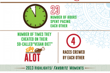 2013 Year in Review Infographic