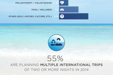 2014 Travel Trends Infographic