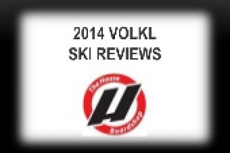 2014 Volkl Ski Reviews Infographic