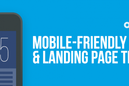 2015 Mobile-Friendly Email & Landing Page Trends Infographic