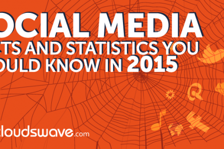 2015 Social Media Statistics & Facts Infographic