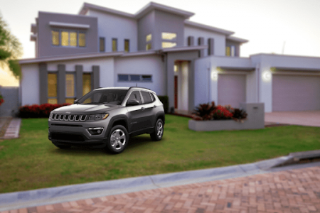2021 Jeep Compass Facelift Unveiled Astonishing Features Infographic