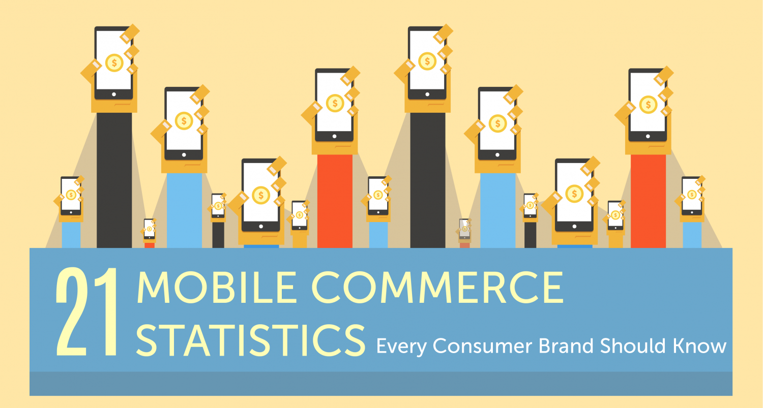 21 Mobile Commerce Statistics Every Consumer Brand Should ...