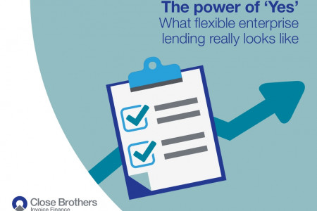 The power of 'Yes' – What flexible enterprise lending really looks like Infographic