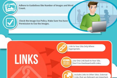 23 Point Guest Blogging Checklist like No Other [INFOGRAPHIC] Infographic