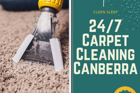 24/7 Carpet Cleaning Canberra Infographic