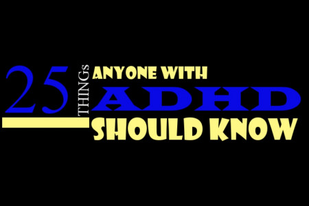 25 Things Anyone With ADHD Should Know Infographic