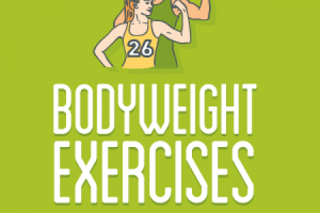 26 Bodyweight Exercises You Can Do at Home Infographic