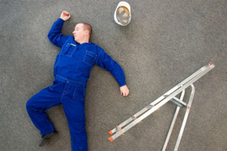 3 Common Construction Injuries Infographic