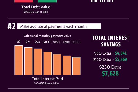 3 Easy Ways to Reduce Your Student Loan Debt  Infographic
