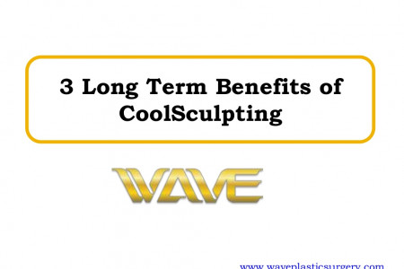 3 Long Term Benefits of CoolSculpting  Infographic