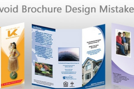 3 Risky Things that You Should Not Integrate in Your Brochure Design Infographic