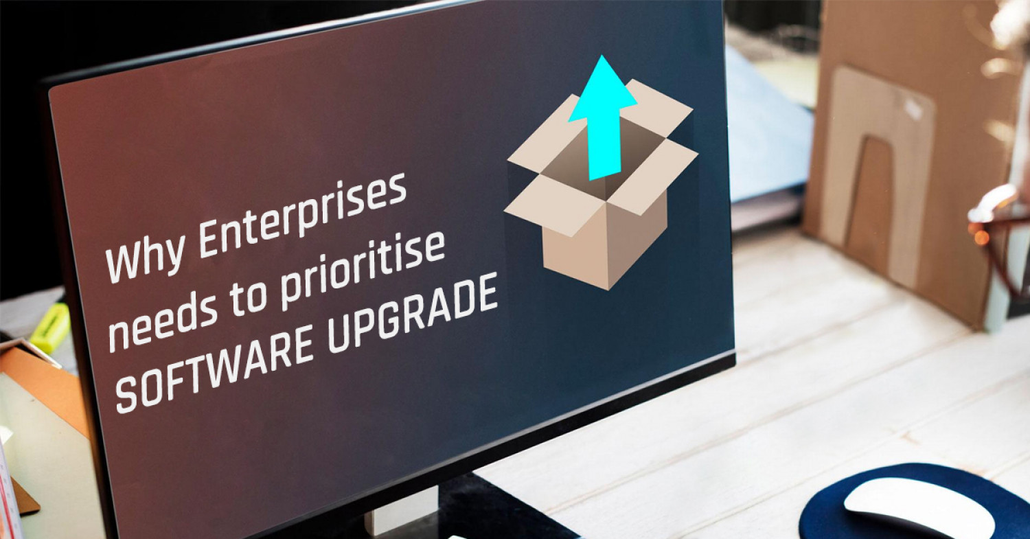 3 Signs That Your Enterprise Needs to Priorities Software Upgrades Infographic