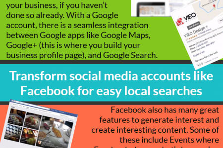 3 Ways to Hack Local SEO Rankings Infographic