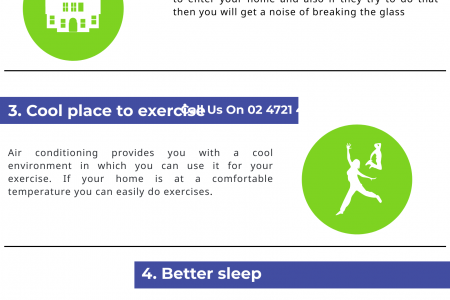 4 Benefits of Air Conditioning That You Want To Know Infographic