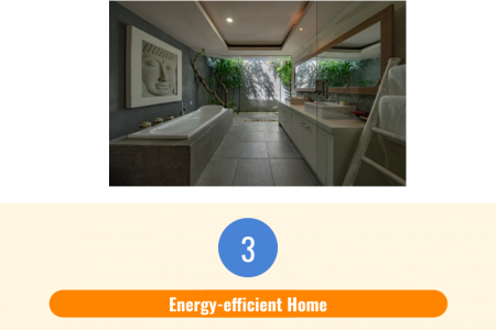 4 Benefits to Experience with Designer Bathroom Renovation Infographic