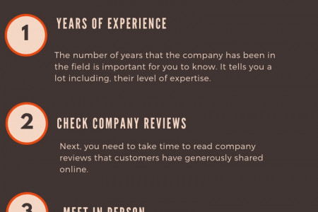 4 GREAT WAYS TO FIND THE BEST PEST CONTROL COMPANY Infographic