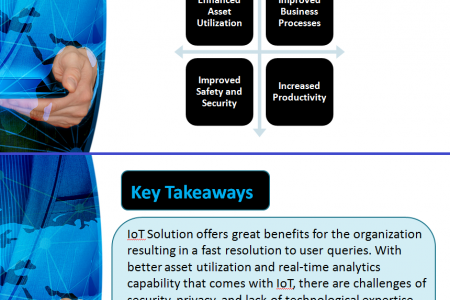 4 Reasons Why You Should Integrate an IoT Solution in 2020 Infographic